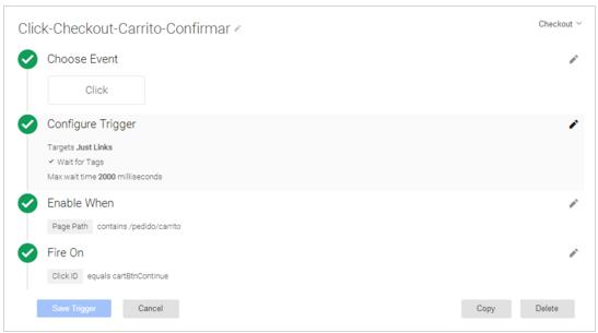 Configuración de variables en Google Tag Manager