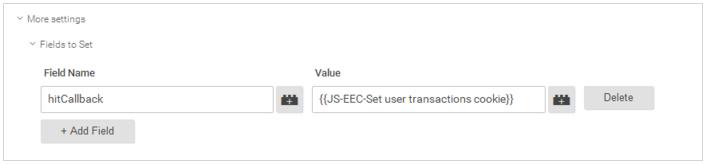 Configurando la etiqueta en Google Analytics