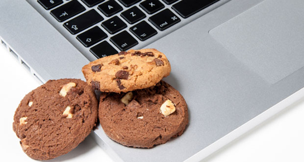 Configurar cookies de un sitio web