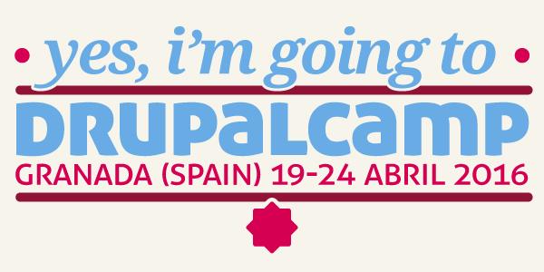 drupalcamp 2016 spain