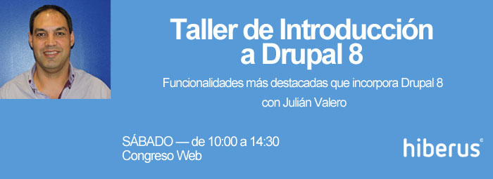 Taller Drupal 8