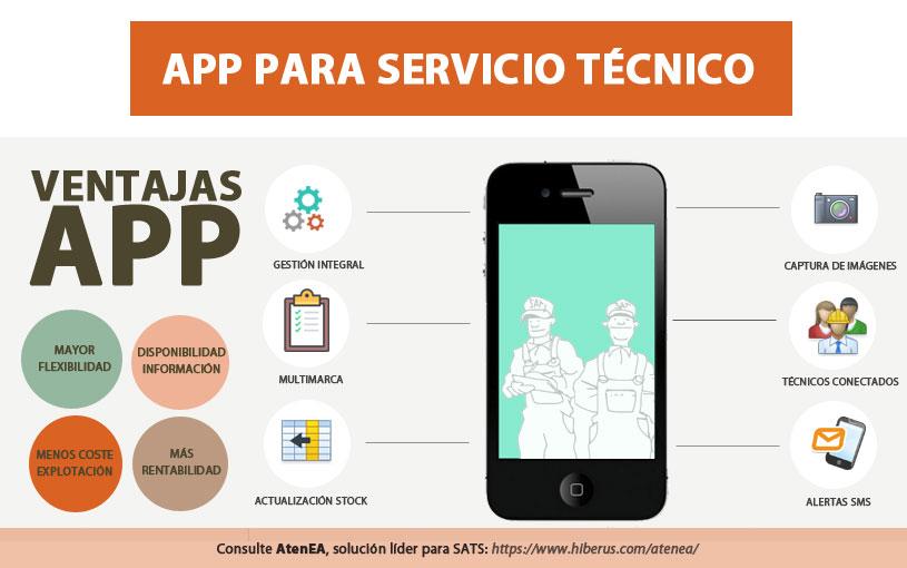 software servicio tecnico