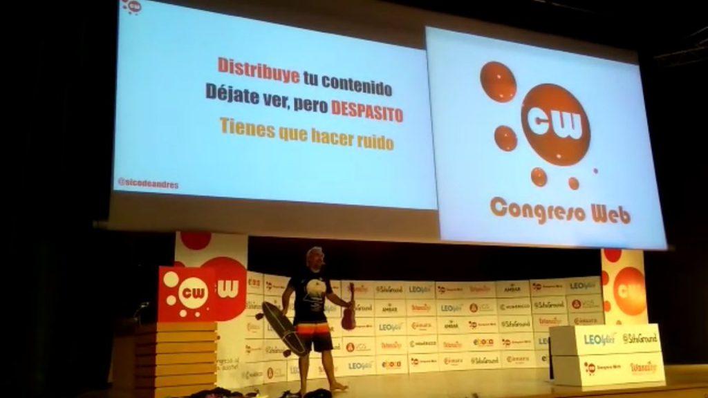 Congreso Web - Sico de Andrés
