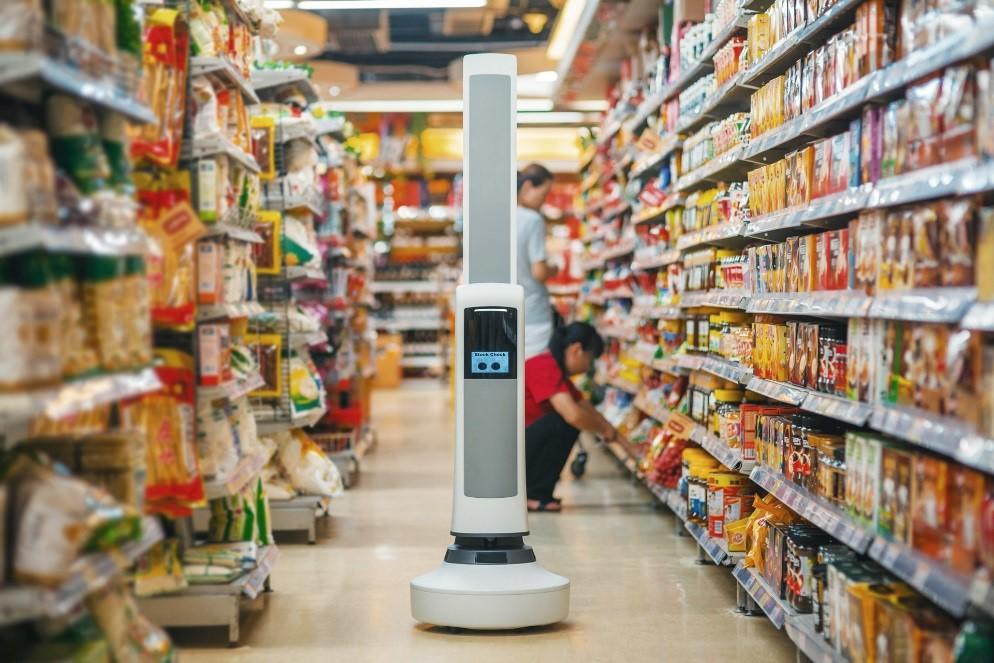 Unidad IoT de Intel para dar servicio en tienda.