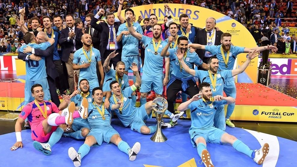 Futsal Cup Finals 2018