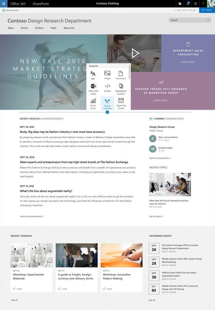 ideas portal del empleado