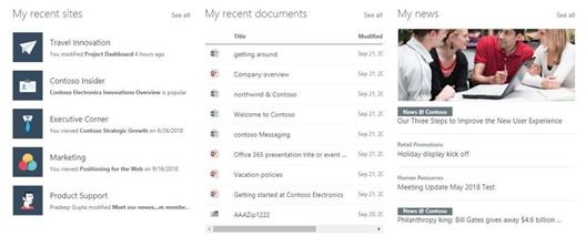 Webparts personalizados