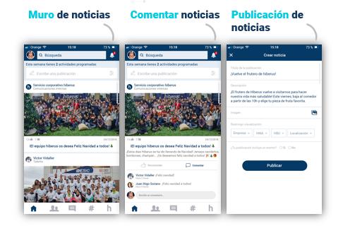 noticias app corporativa
