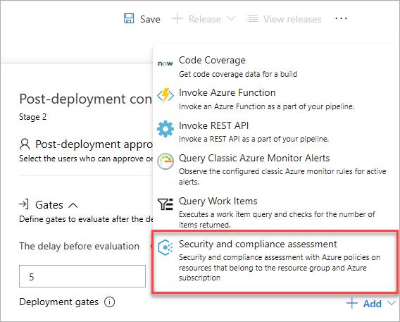 Azure Policy Control Seguridad