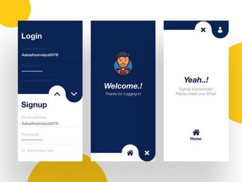 diseño de tu app