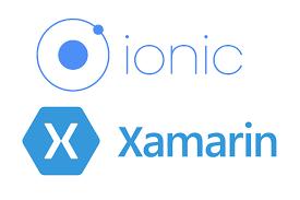 apps ionic y xamarin