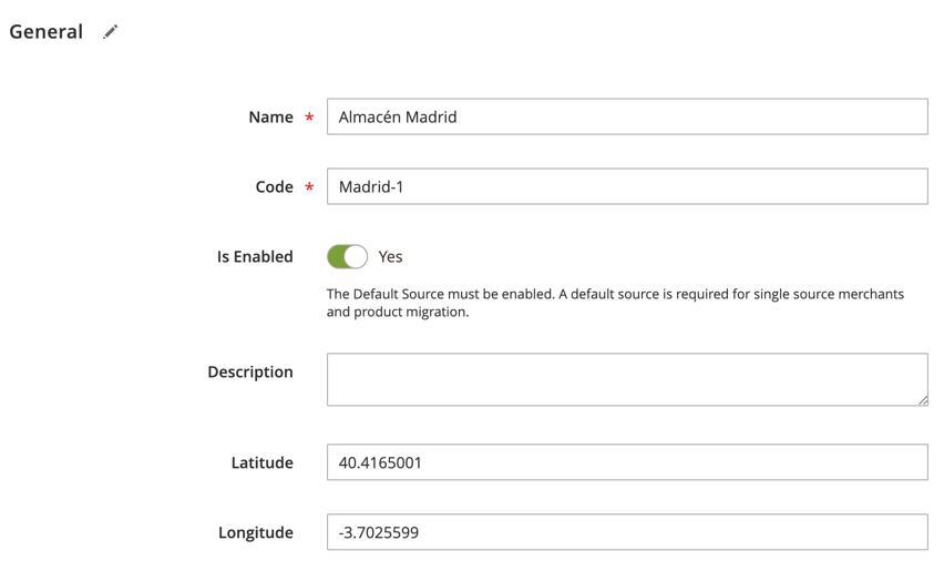 MSI (Multi Source Inventory) Magento