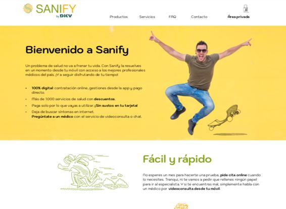 Sanify DKV