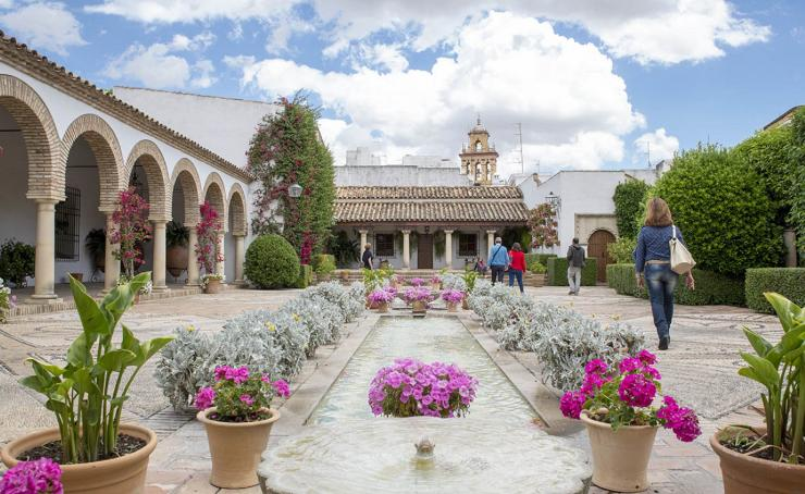jardines del palacio viana