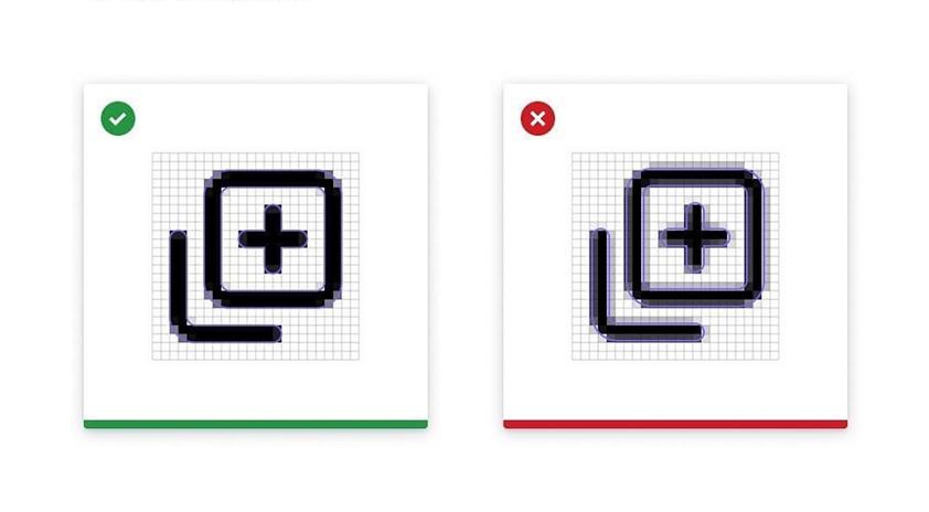 claridad diseño iconos