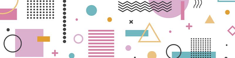 formas y la tipografía