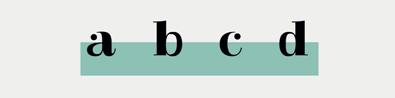 principios de diseño tipografia