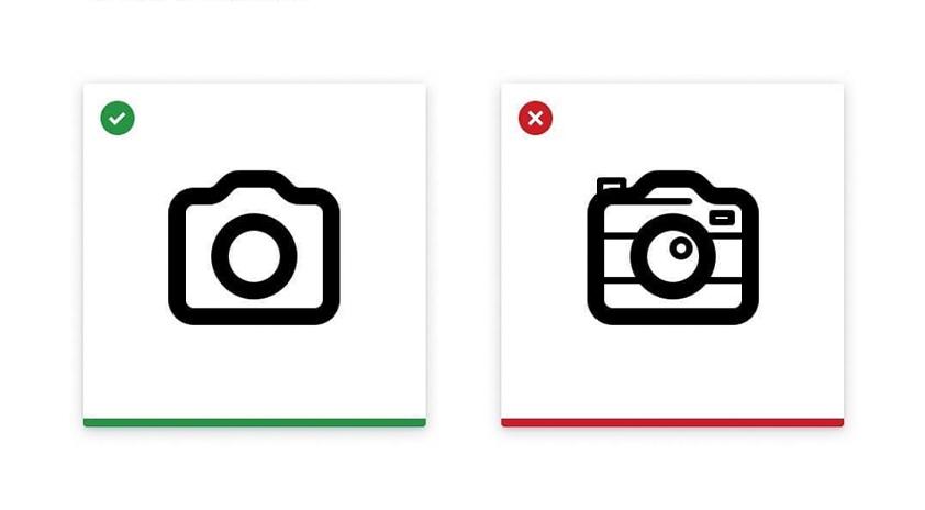 simplicidad diseño iconos
